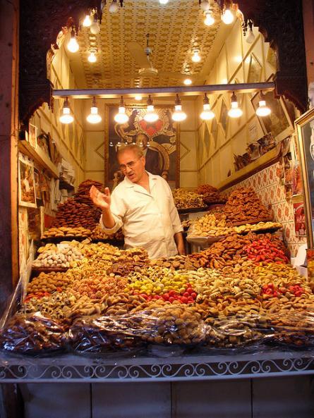 Spice Bazaar, Marrakech
