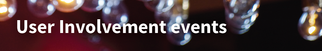 User Involvement events