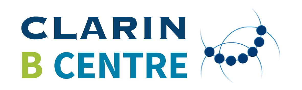 The B-centres have successfully passed the CLARIN centre assessment procedure and now can officially carry the CLARIN B centre label.