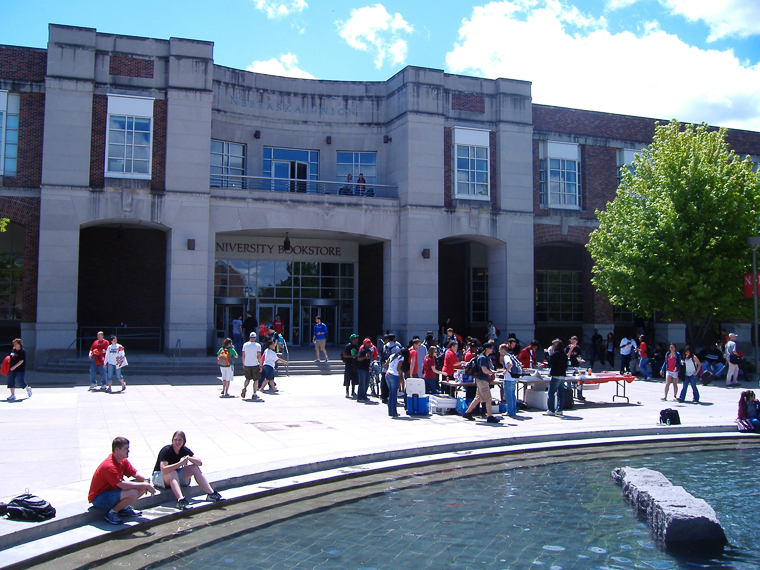 Nebraska Union of the University of Nebraska-Lincoln