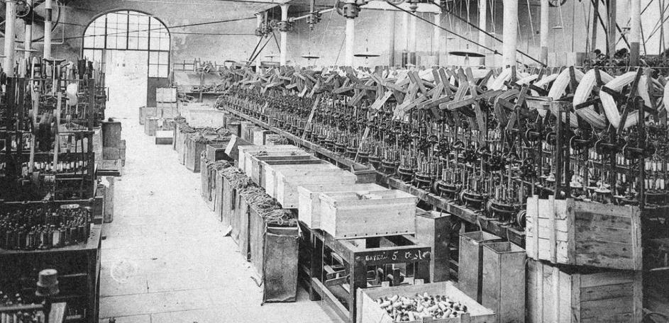 [Fàbrica Gròber] - Thomas Bigas, Josep 1910/1920 Ajuntament de Girona Spain  Public Domain