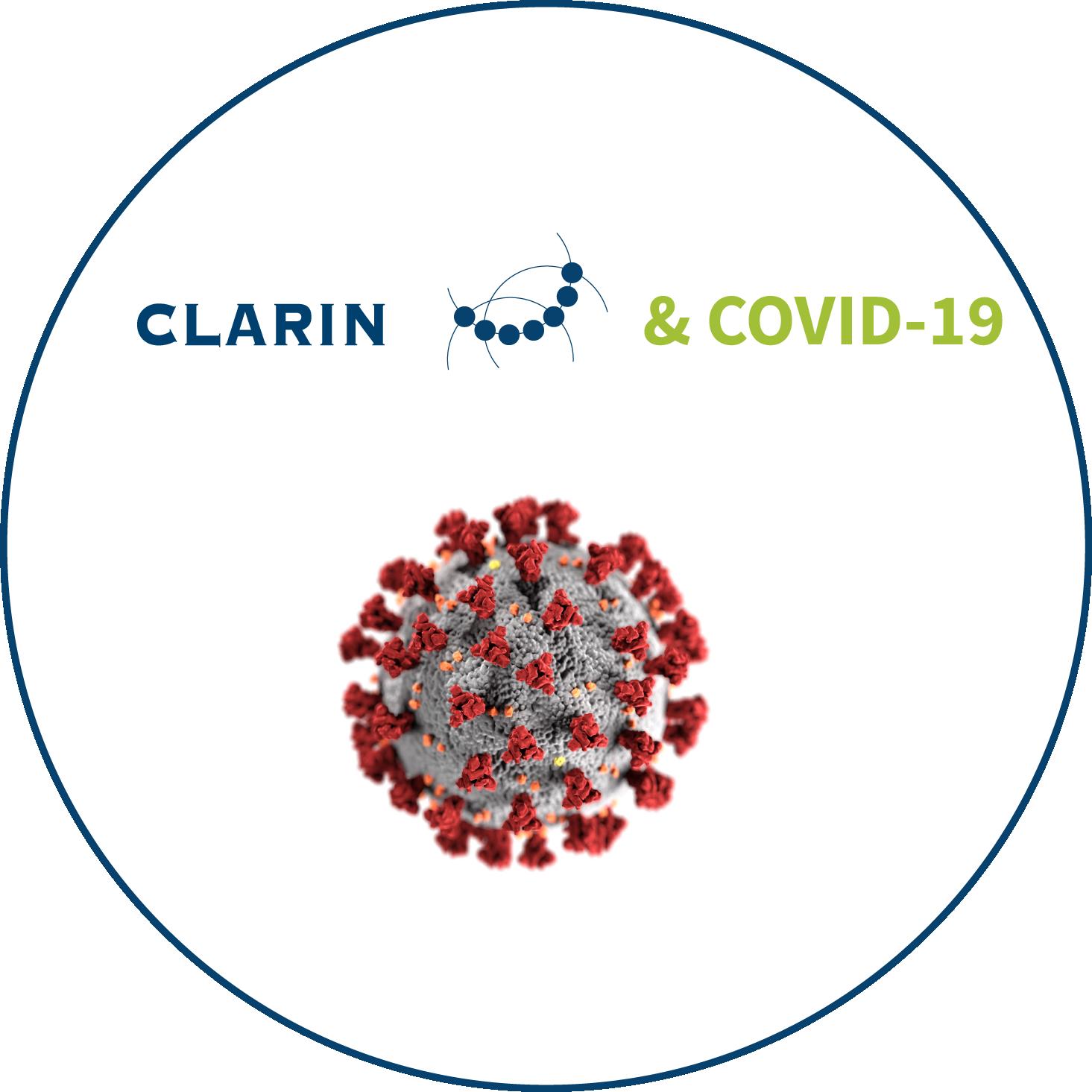 CLARIN & COVID-19