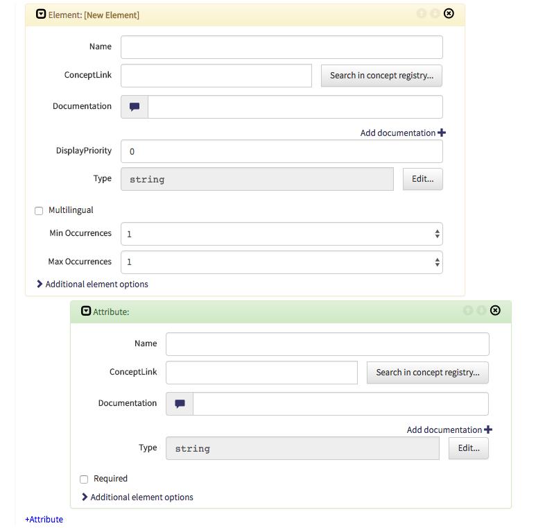 Component Registry Documentation | CLARIN ERIC