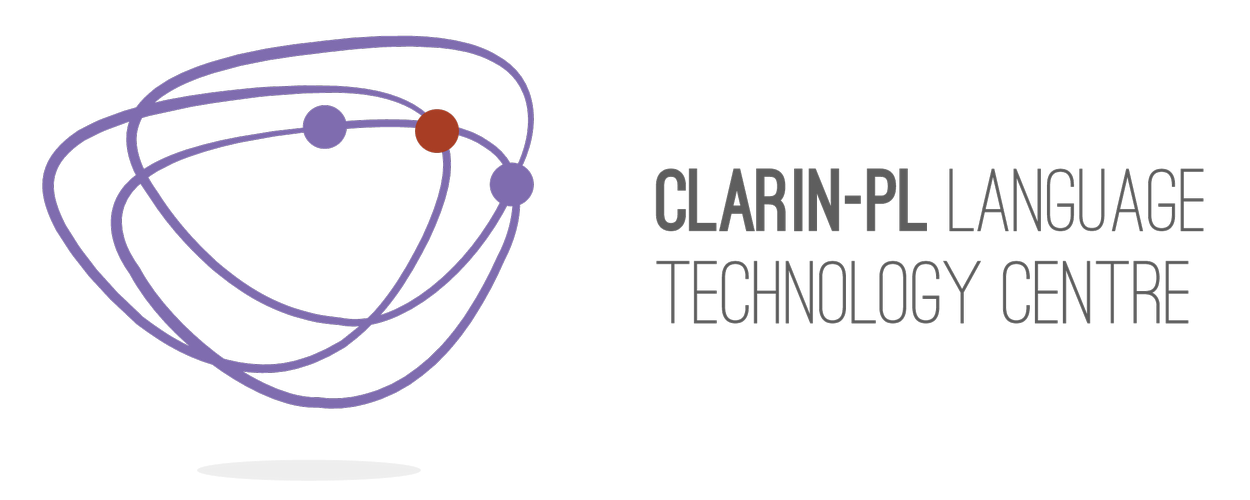 CLARIN-PL Language Technology Centre