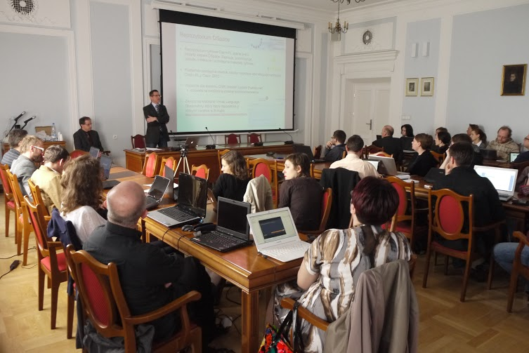 CLARIN-PL Workshop for humanities and social sciences