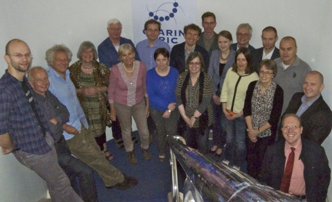 Participants of the User Involvement Meeting in Utrecht