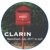 CLARIN Newsflash July 2017