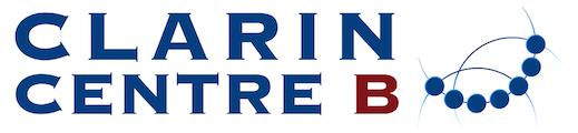 CLARIN Centre B logo